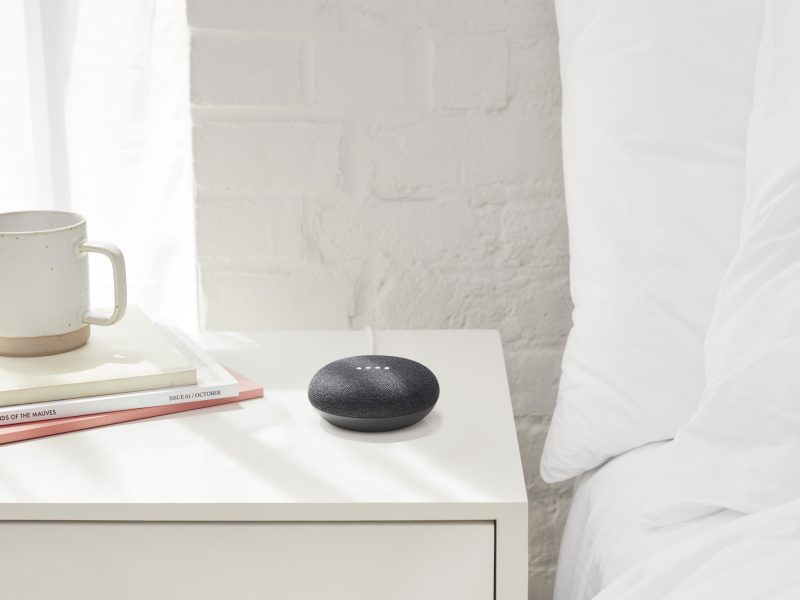 Google Home Mini Cadeaus